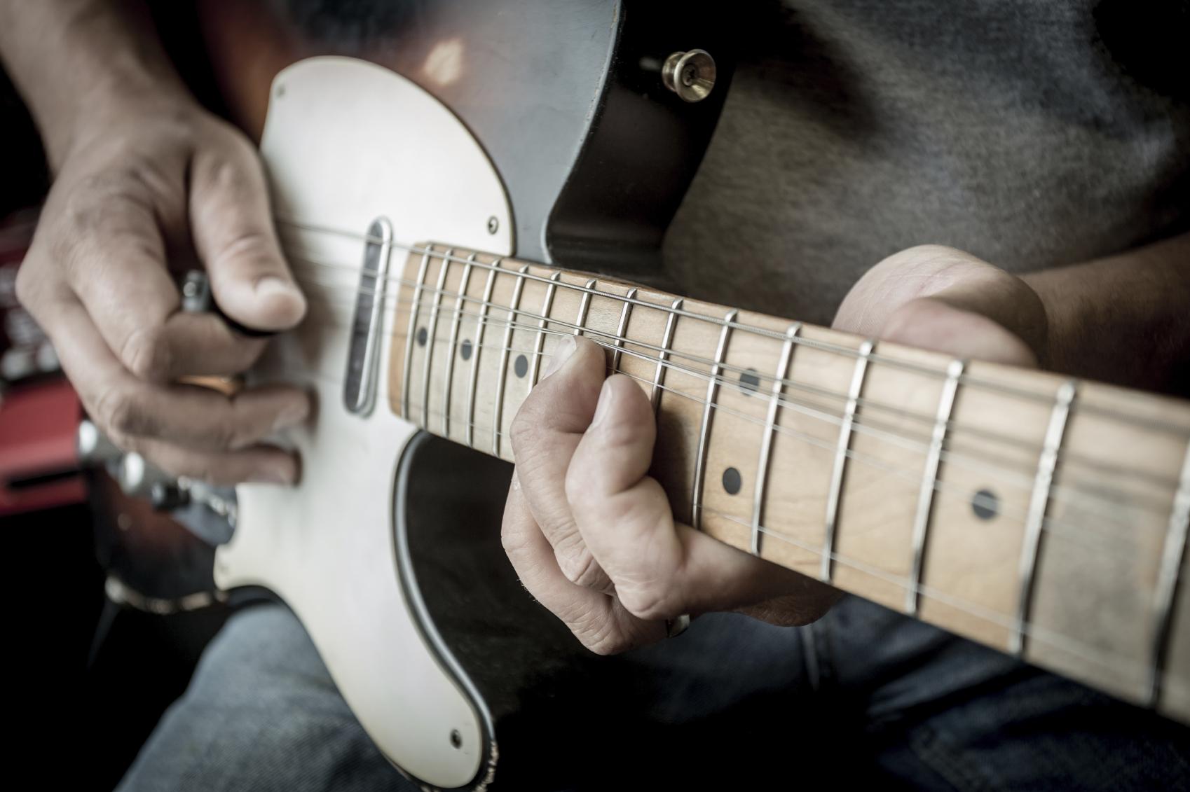 アコースティックギターがおしゃれでかっこいい壁紙
