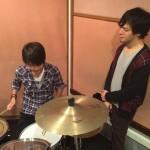 ABCドラム教室八王子_体験レッスン_井上貴史講師